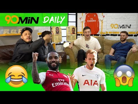 Will Tottenham destroy Arsenal in the North London Derby!? |