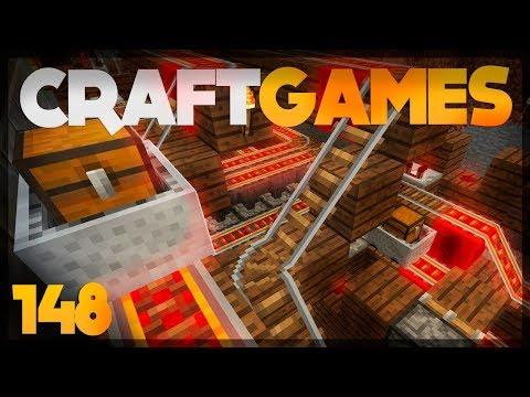 O PRIMEIRO PASSO para o NETHER HUB! - Craft Games 148