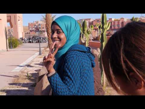 Best moments of eNews Citizen Lab Training in Ouarzazate
