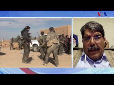 Salih Müslim: 'Türkiye'nin YPG'ye Silah Verilmesiyle İlgili Kaygıları Yersiz'