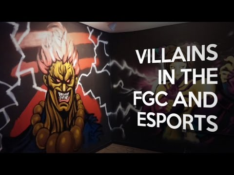 Analysis: Villains in the FGC and eSports