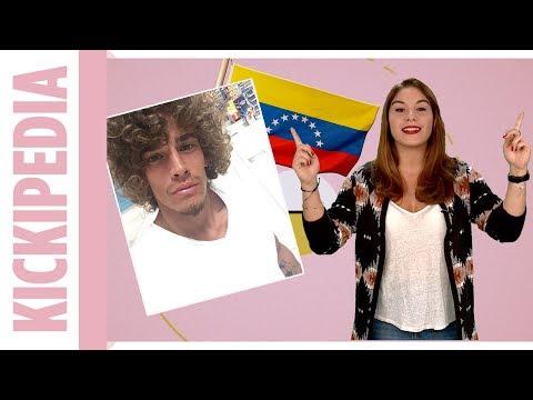 Feltscher-Frisur Schuld an Venezuelas WM-Aus?   KICKIPEDIA