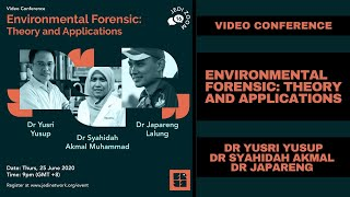 Environmental Forensic: Theory and Applications