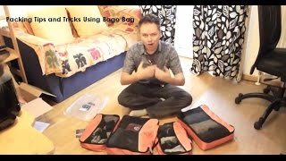 How Packing Cubes Change the Way You Travel? | Travel Tips and Tricks