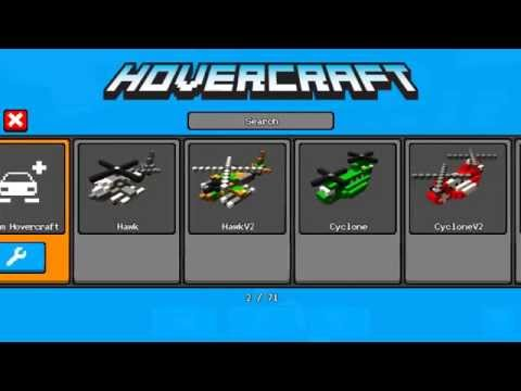 Part 1-Hovercraft Build Fly Retry:Introduction+gameplay