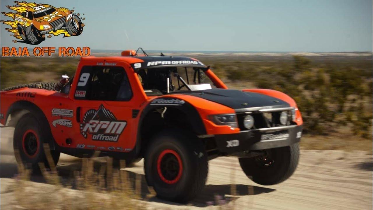 +100mph Trophy Trucks San Felipe 250 2019
