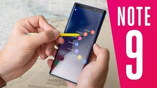 Galaxy Note 9 review: worth the price?