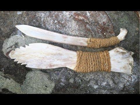 Primitive Survival Skills: Primitive Technology Weapons (Knives)