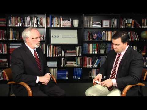 Ernest Z. Bower Interviews U.S. Ambassador to Vietnam David Shear