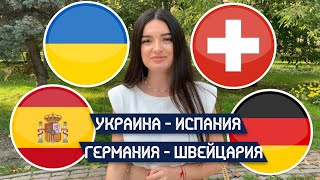 Украина Испания 1 0 Германия Швейцария Прогноз экспрессс Лига наций Футбол
