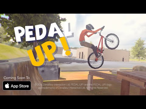"""""""Pedal UP' is Coming to iOS very Soon"""