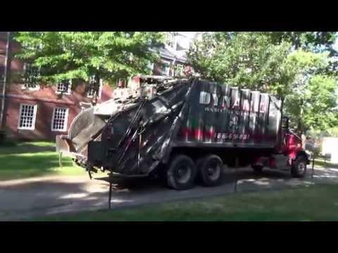 Dynamic Waste Systems 326 ~ Kenworth T800 Leach 2RII On Demolition Waste