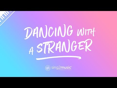 Dancing With A Stranger (Piano Karaoke Instrumental) Sam Smith & Normani
