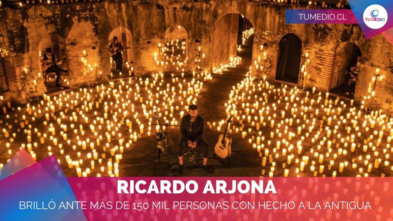 Download Ricardo Arjona - Hecho a a la antigua