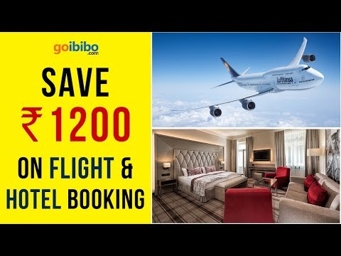 Goibibo Offer: Get Discount On Domestic Flights & Hotels Using Goibibo Offer