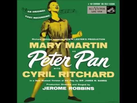 Peter Pan 1954 Musical Full Conductor's Score - The Pirate Ship