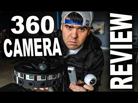 Which 360 Camera Should I Use?!