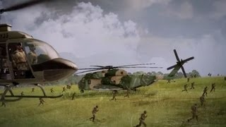 Air Conflicts: Vietnam - GamesCom 2013 Trailer