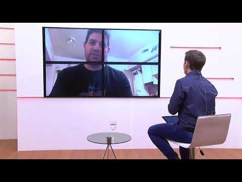 AHORA TV | Entrevista a Hernán Palma