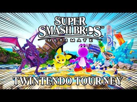 Super Smash Bros. Ultimate - Twintendo Tournament #1 Highlights!
