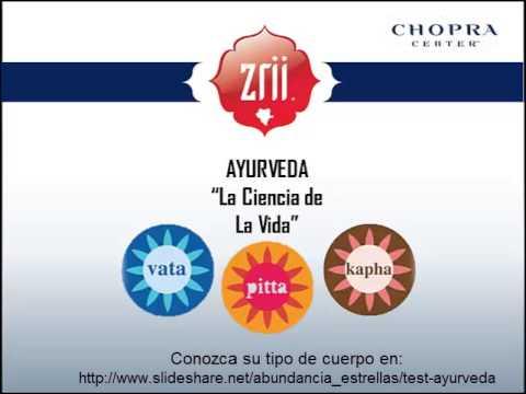 Ayurveda La Ciencia de La Vida por Deepak Chopra #1. Traducida al Español.  SAEZ