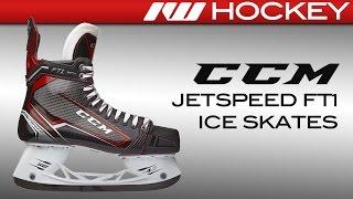 CCM JetSpeed FT1 Skate Review