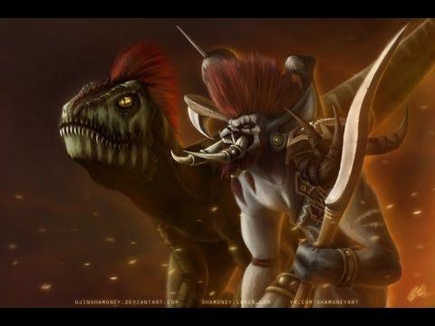 The Darkspear Rebellion [Lore 5.3]