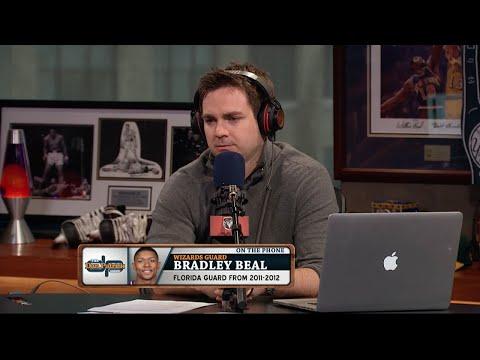 Bradley Beal on The Dan Patrick Show (Full Interview) 4/17/15