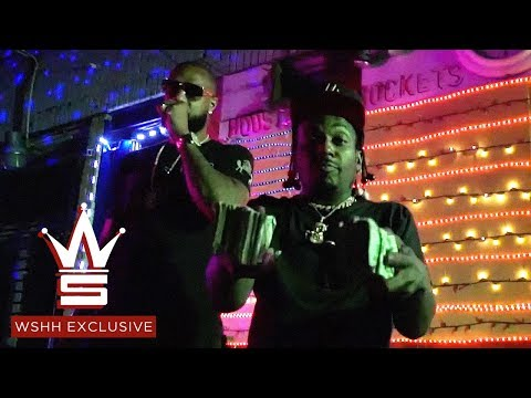 """Slim Thug Feat. Sauce Walka & Cam Wallace """"Ringin"""" (WSHH Exclusive - Official Music Video)"""
