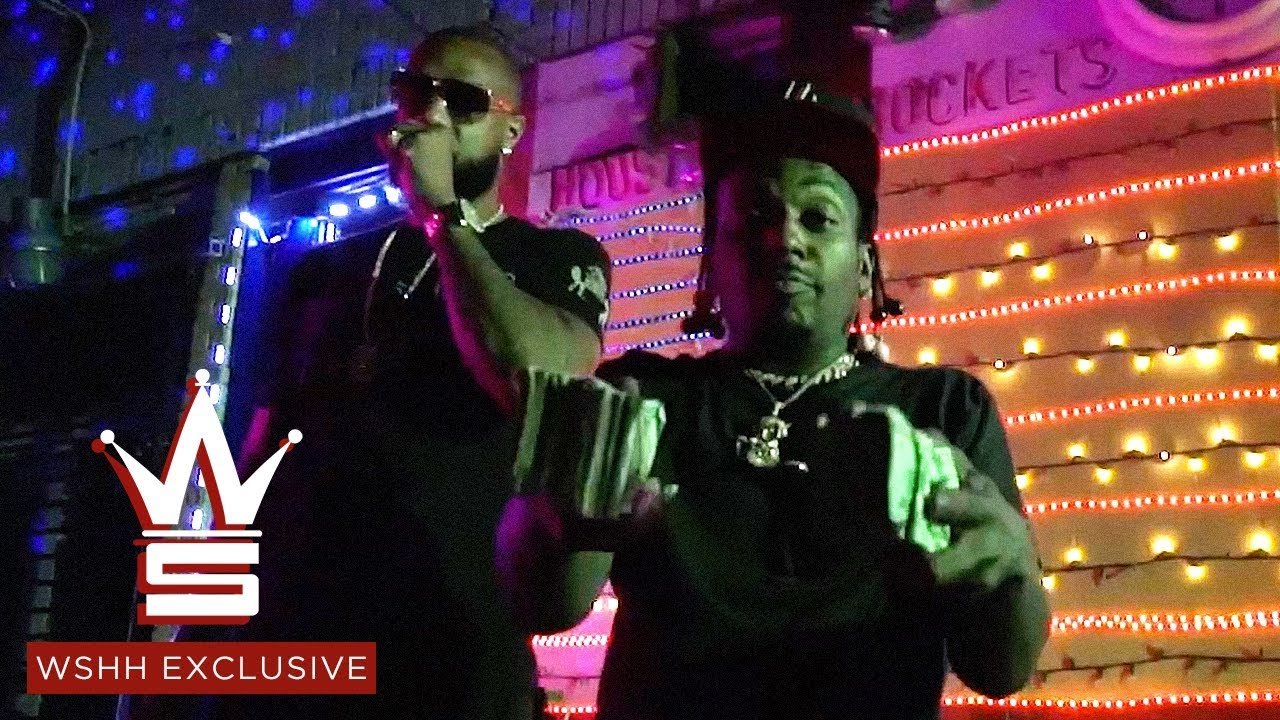 "Slim Thug Feat. Sauce Walka & Cam Wallace ""Ringin"" (Official Music Video)"
