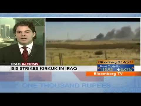 In Business: Kirkuk Attack A Blow To Oil?