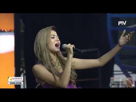 Aisyah Aziz - Mimpi [Asean Pop Concert LIVE In The Philippines]