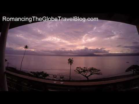 Daku Resort sunset, Fiji - Romancing The Globe Travel Blog