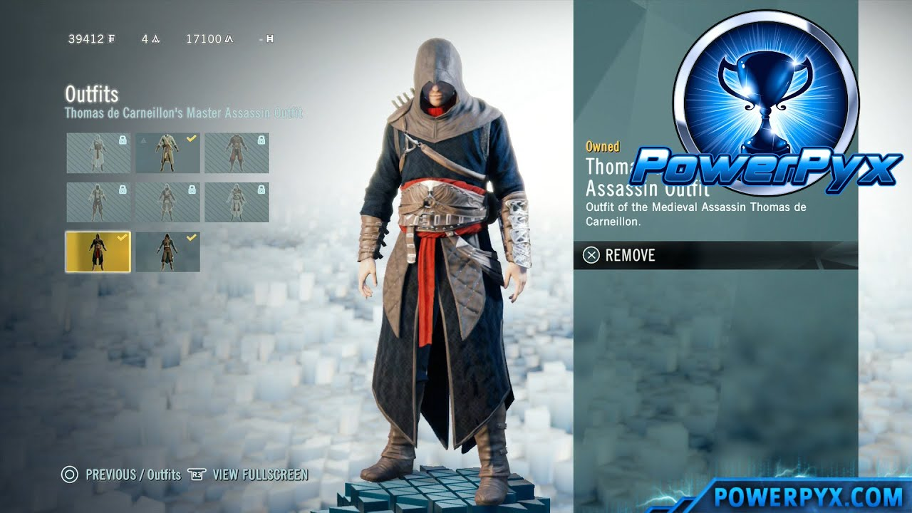 Assassin S Creed Unity How To Unlock Medieval Armor From The