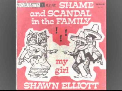 Shawn Elliott - Shame And Scandal In The Family - RouletteRECORDS