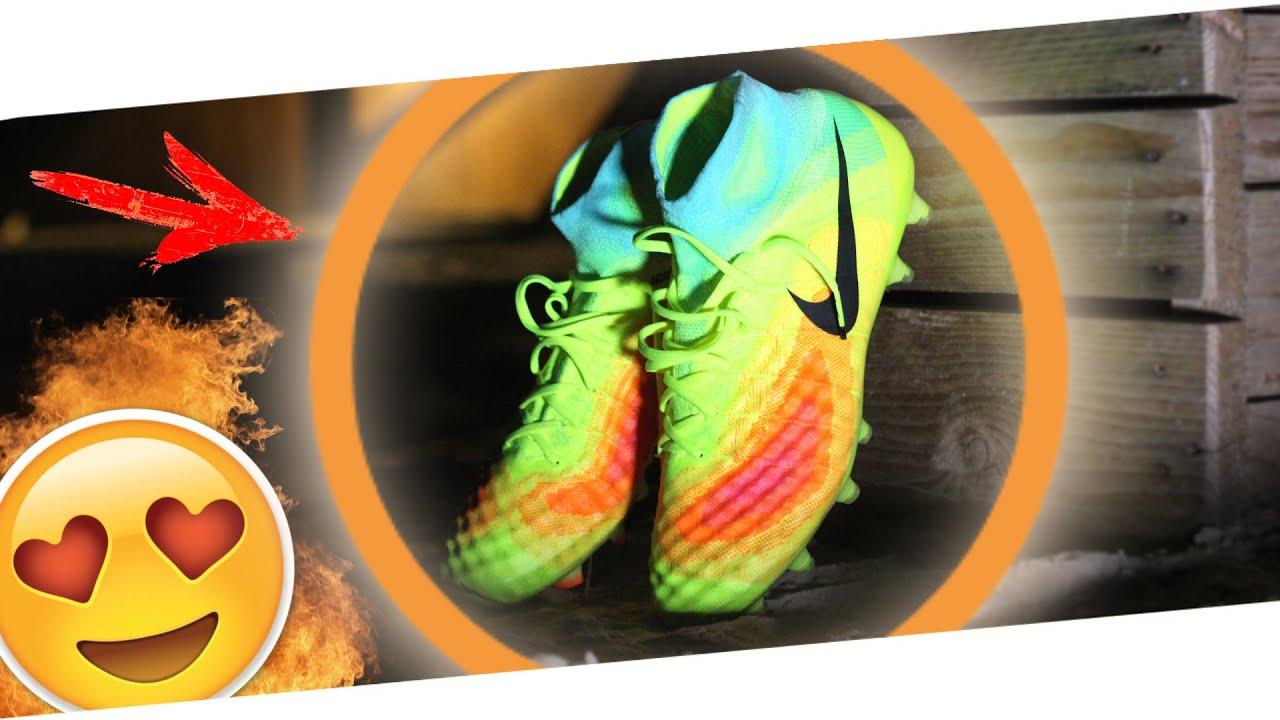 0e0b8a4fd034 2016 GÖTZE BOOTS  Nike Magista OBRA 2 Unboxing - Germankickerz - YouTube