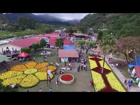 Feria de las Flores y del Café de Boquete (Vista Aérea)