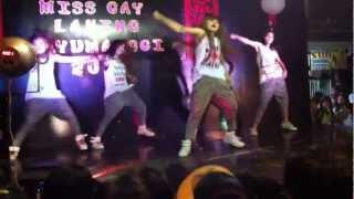 Cyber Swiss Girls - Lahing Kayumanggi Fiesta 2012 (Guest)