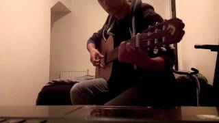 Mad World - acoustic fingerstyle cover