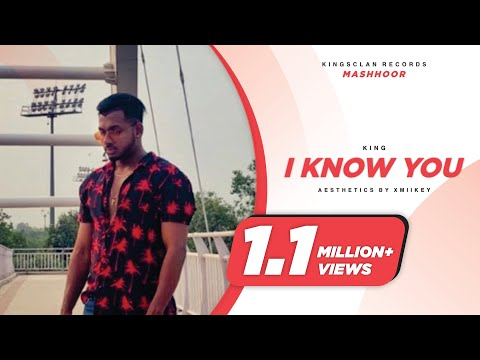King - I Know You   The Showman Reel (Official Video)   Mashhoor Chapter 1   Latest Hindi Songs 2019