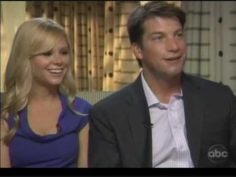 Sarah Brice and Charlie O'Connell  Inside the Bachelor  March 1510