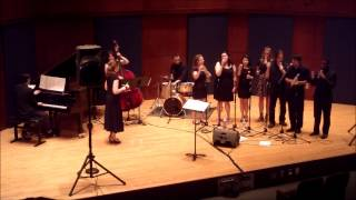 Vocal Jazz-Cinnamon and Clove (ICJVE)
