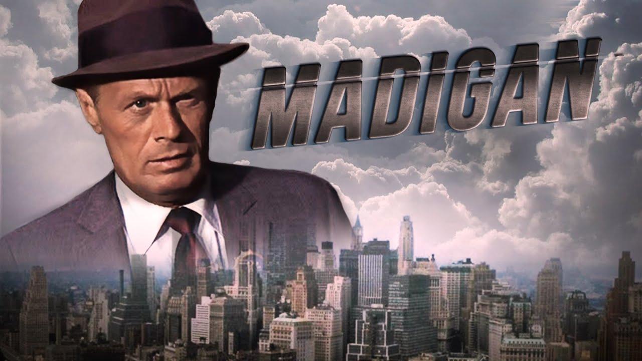 Madigan (1968) Crime, Drama, Thriller
