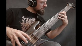 """CENOTAPH - """"Asphyxiated Embryonic Abnormalities"""" on bass"""