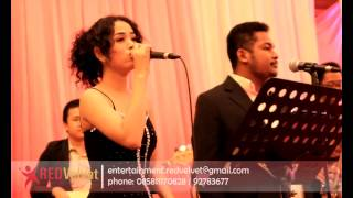Always Be My Baby - Mariah Carey (Cover) Red Velvet wedding entertainment at NOVOTEL jakarta