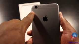 iPhone 6 plus Unboxing Space Grey 128GB iPhone 6 & Toronto Lineup Yorkdale Mall Apple Store