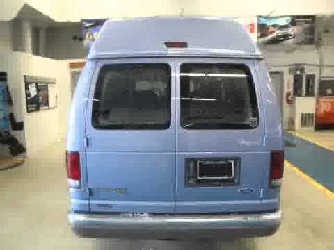 Mathews Ford Newark >> 1996 Ford Econoline Cargo Van For Sale Columbus Ohio - YouTube