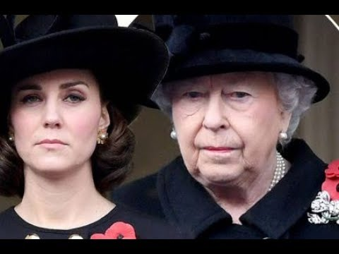Why Kate Middleton and The Queen wear three poppies