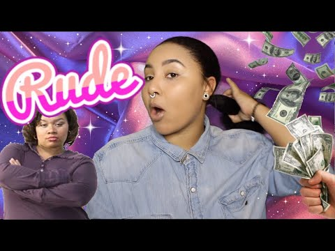 MY RUDEST RETAIL CUSTOMER! | STORYTIME