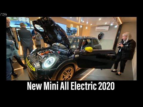 Mini Cooper SE | Electric | Interior & Exterior review